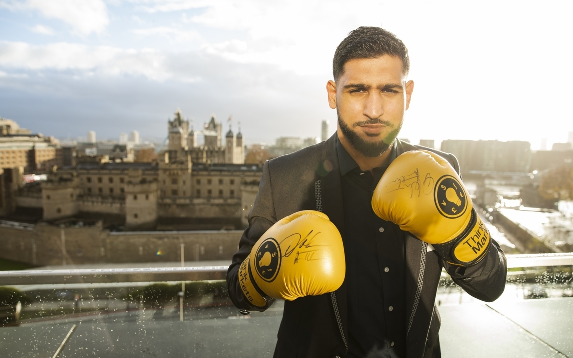 Amir Khan interview: British boxer on his last fights before