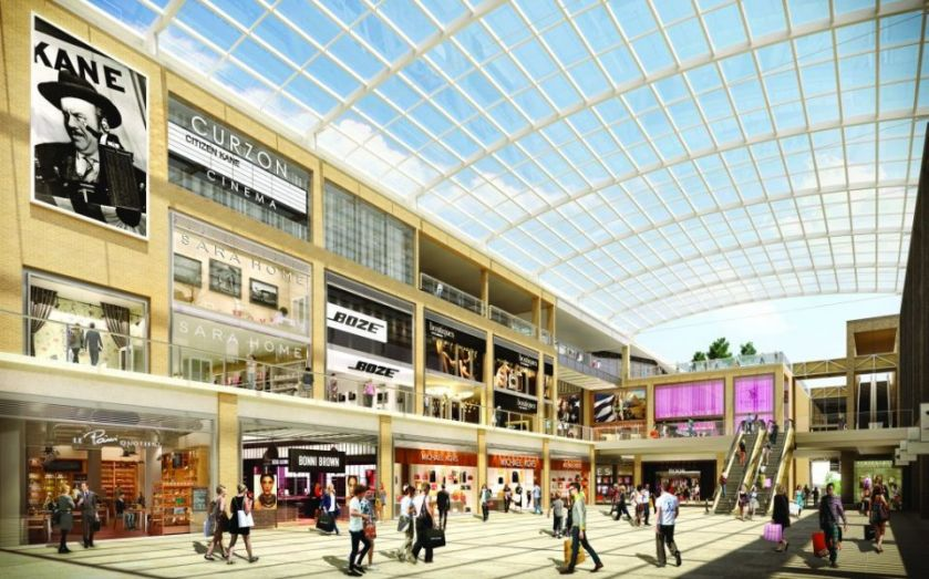 Developers confirm a start date for £440m Westgate Oxford shopping area