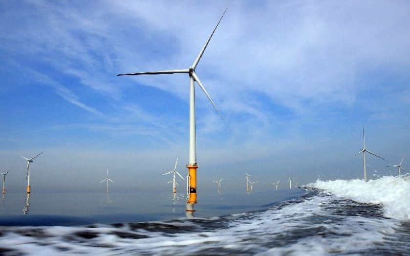 Green Investment Bank launches £1bn offshore wind project