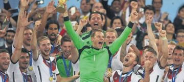 Triumphant Germans provide Tui Travel reason to cheer as sales rise