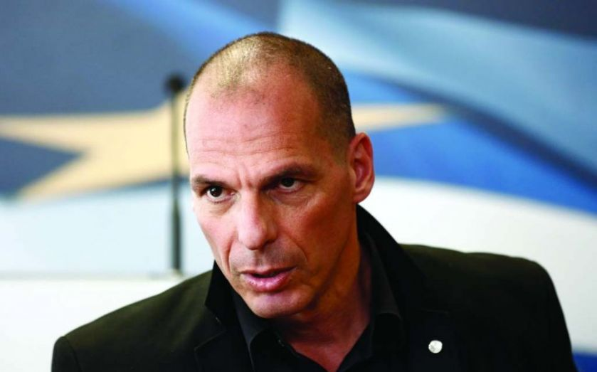Leaked Yanis Varoufakis parallel currency plan to hack government databases sparks Greek backlash