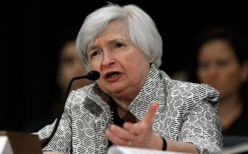 Janet Yellen: Markets unmoved amid second day of testimony