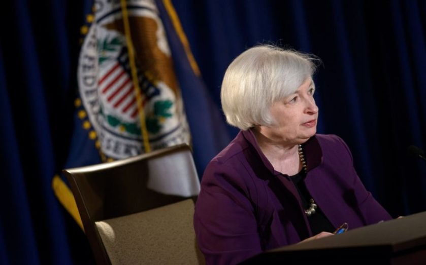 Federal Reserve Chair Janet Yellen says US interest rates should rise in 2015