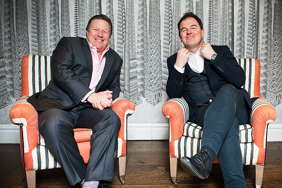 Back on track: McLaren CEO Zak Brown ready to return the Formula One team to their glory days