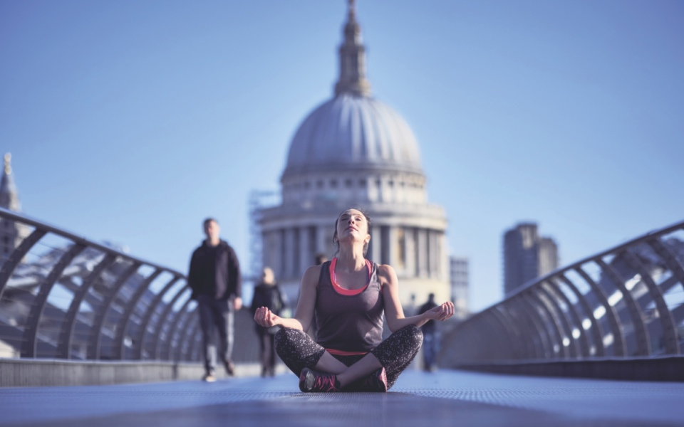 Fitness advice: How meditating can help improve your productivity