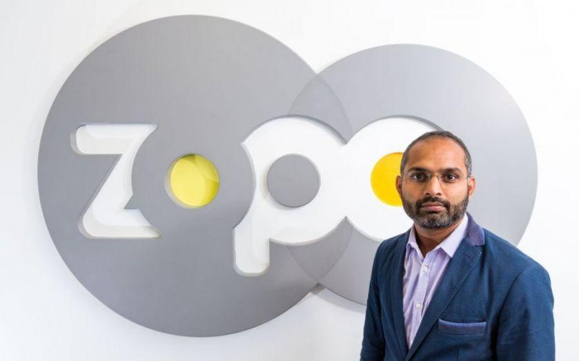 Zopa boss Jaidev Janardana