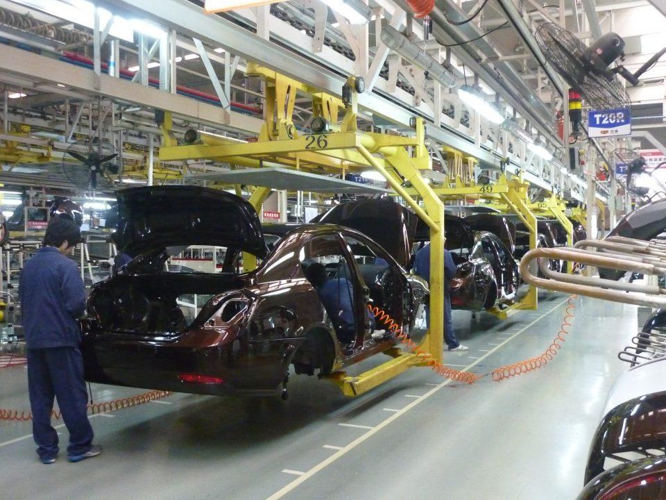 UK car industry tells Boris Johnson no-deal Brexit 'not an option' - CityAM