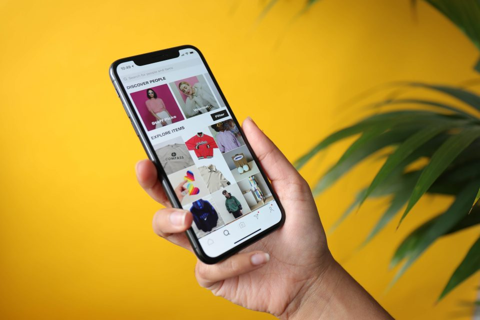 Approximately 90 per cent of Depop's users are under the age of 26
