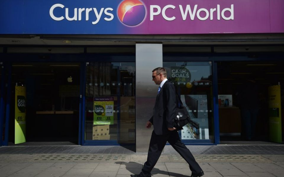 Dixons Carphone shares plunge as it swings to £259m loss