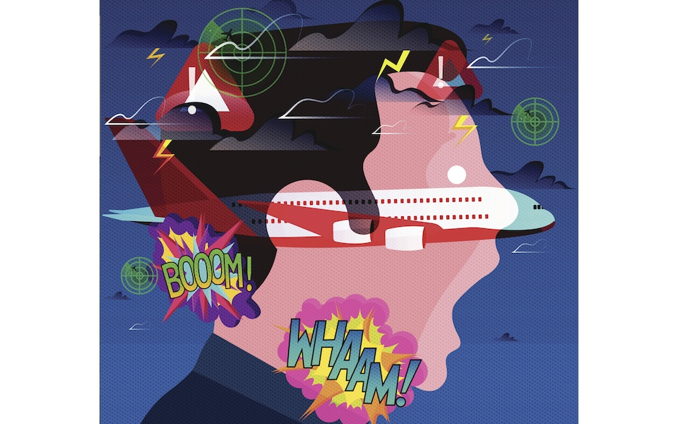 Nightmare at 30,000 feet: can hypnotherapy cure a fear of flying?