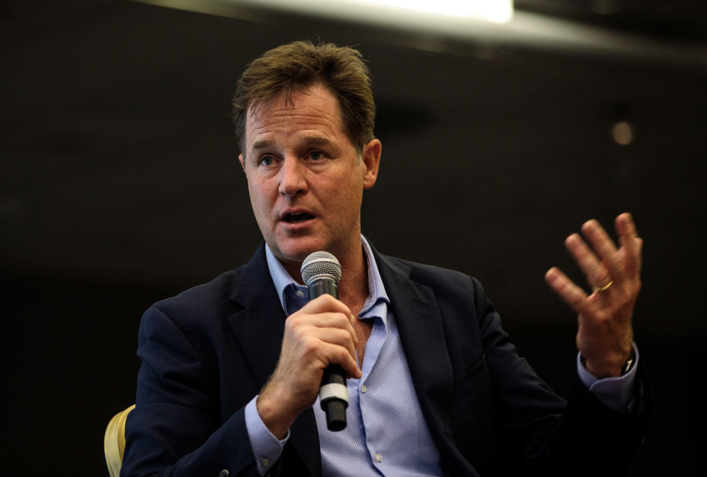 Nick Clegg: There is a 'pressing need' for tech regulation