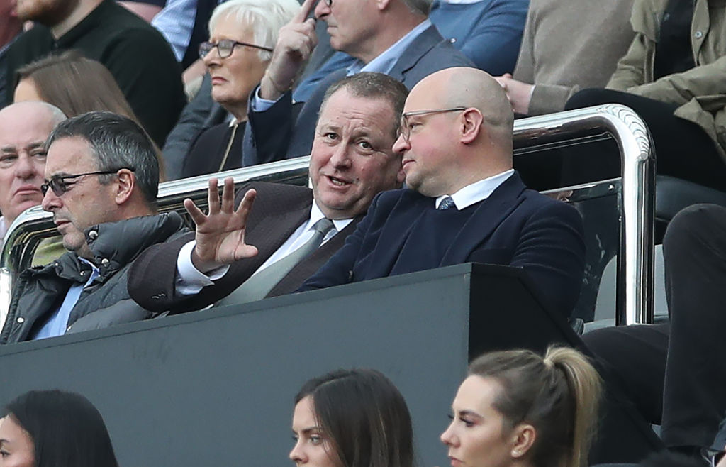 Mike Ashley's Sports Direct lines up Game takeover