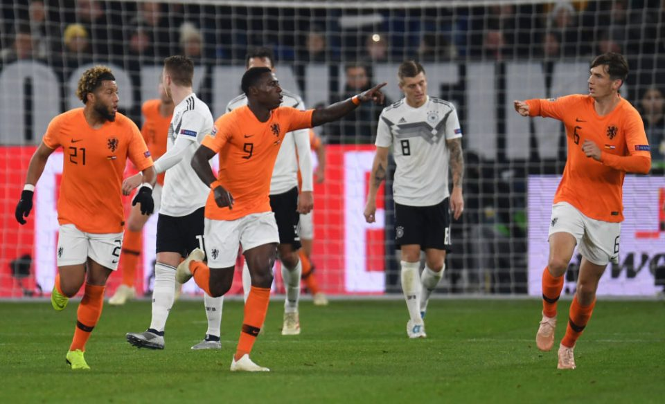 Holland's mixture of youth and experience helped them to top Nations League group involving Germany and France