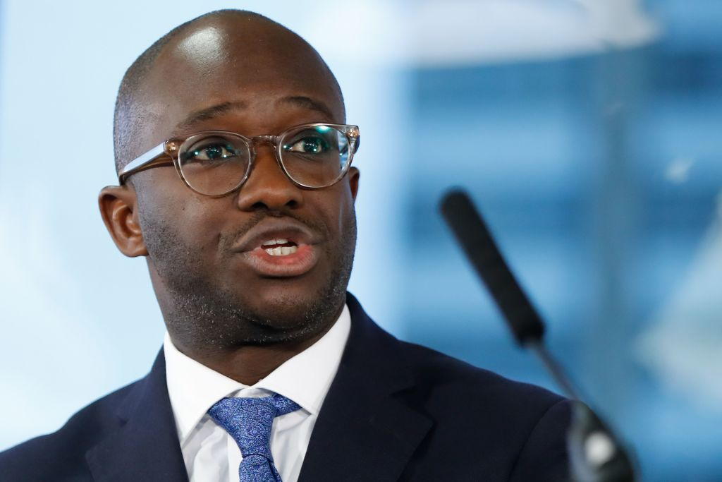 Sam Gyimah pledges tax cuts in bid to win Tory leadership race