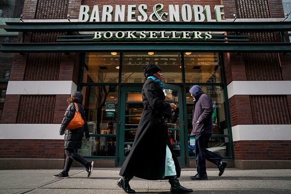 Barnes And Noble Summer Reading 2020.Barnes Noble Bought By Waterstones Owner Elliott For 476m