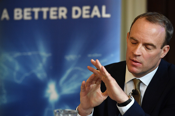 Tory leadership race frontrunner Dominic Raab has vowed to suspend parliament to deliver a no-deal Brexit