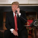 In a phone interview with CNBC, Trump said tariffs on $300bn of Chinese goods were ready to go live