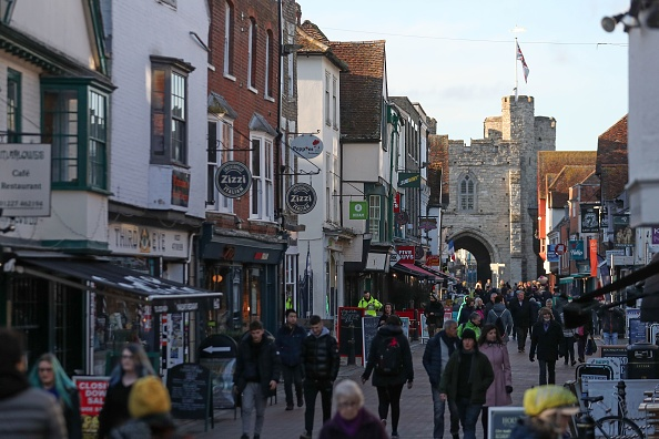 The UK high street has struggled under Brexit and new rules and regulations, the FSB survey says