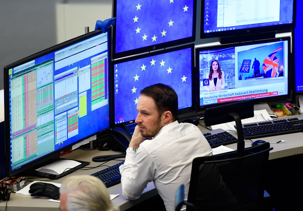 Eurozone investors gloomy as trade war continues to rage