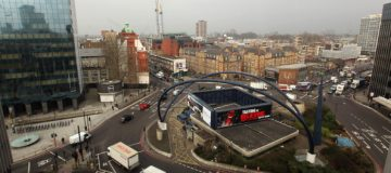 Silicon Roundabout is considered one of London's biggest UK startup hubs