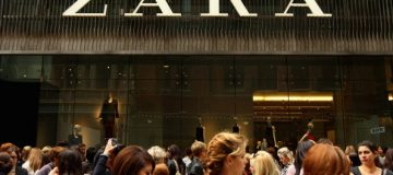Zara owner Inditex bounced back with rapid online expansion at the start of the second quarter