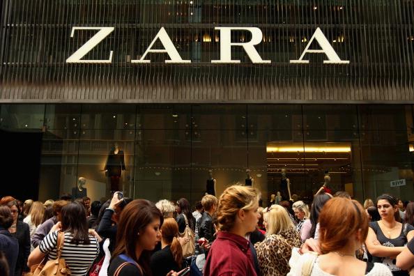 Zara owner Inditex posts sales boost after online expansion