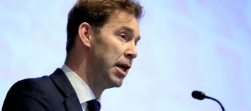 Tobias Ellwood is a junior defence minister