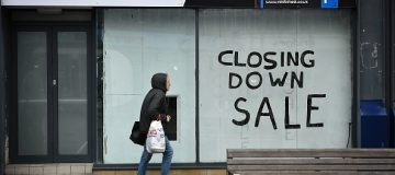 Retail Sales hit by biggest slump on record