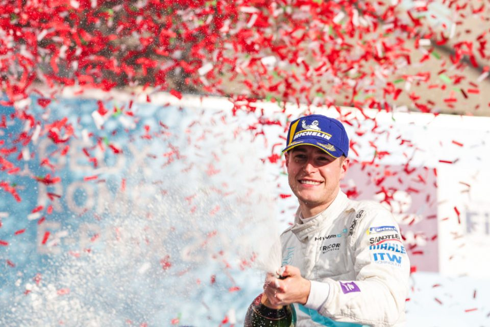 Stoffel Vandoorne is rebuilding his career in Formula E and the World Endurance Championship after McLaren nightmare