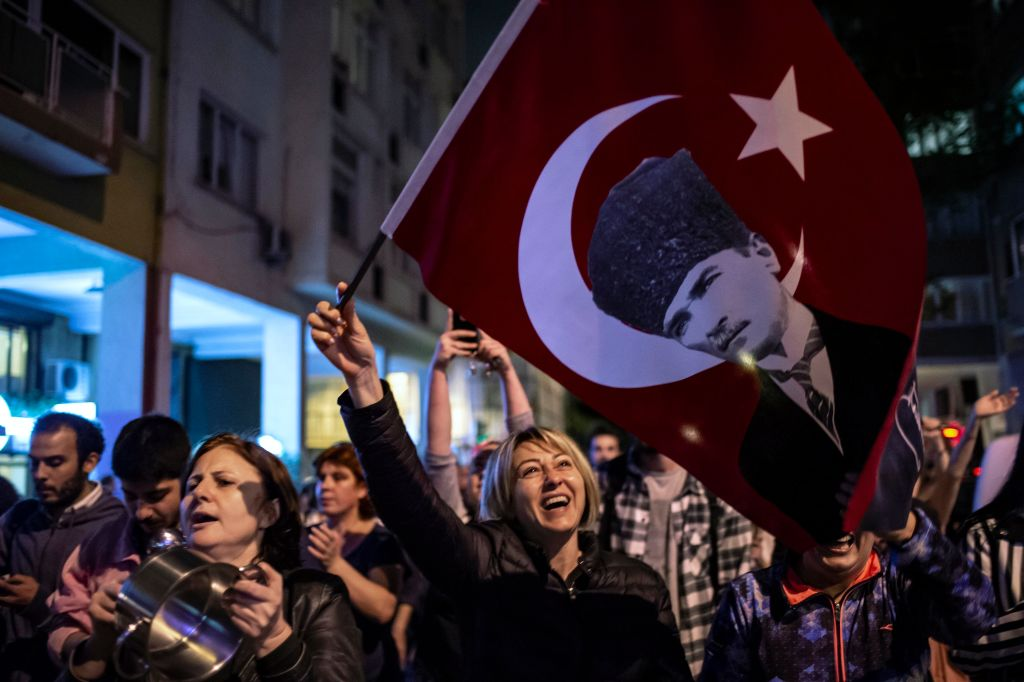 Istanbul has rekindled Turkey's fight against religious autocracy