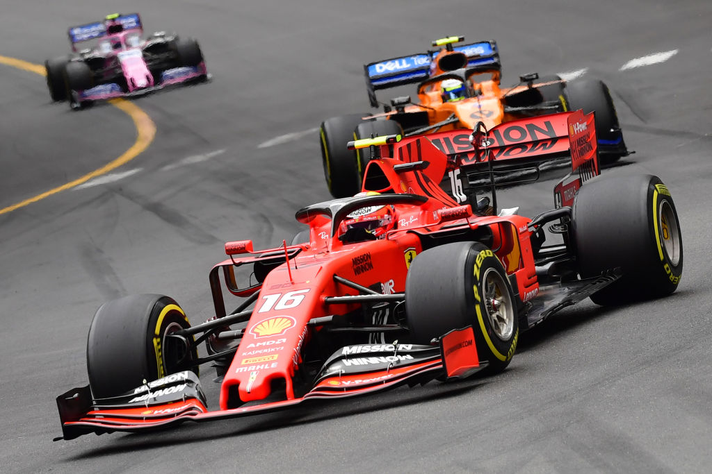 Ferrari have struggled this season after changes to tyre tread thickness left them unable to get heat into the tyres