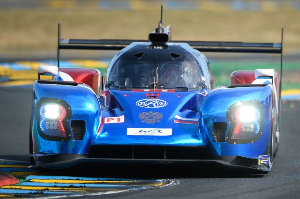 He will make his Le Mans 24-hour debut this week racing for SMP