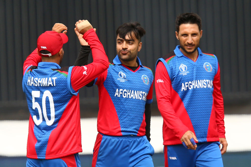 England v Afghanistan: Used Old Trafford pitch and Rashid Khan's magic the key for visitors