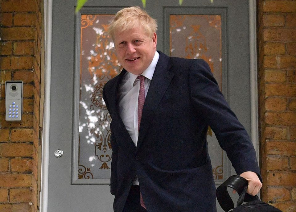 Boris Johnson is the odds-on favourite to become the UK's next Prime Minister