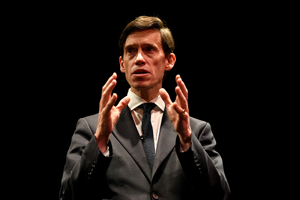 Rory Stewart launched his leadership campaign yesterday