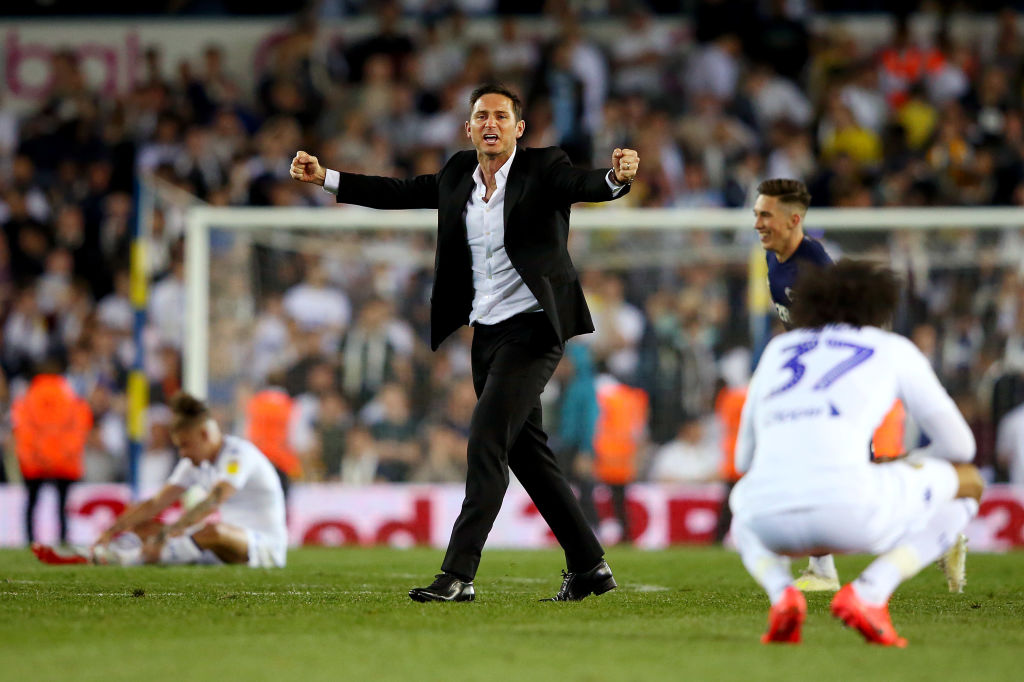 Trevor Steven: He may be lacking experience, but there is no better candidate for the Chelsea job than Frank Lampard