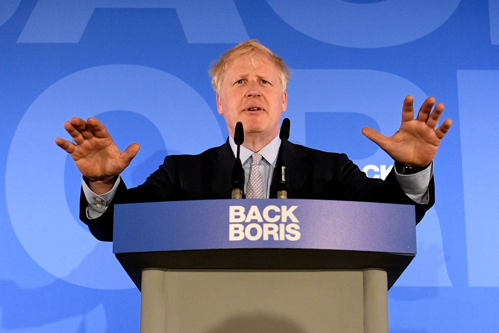 Love him or hate him, Boris is nicking the Marmite strategy