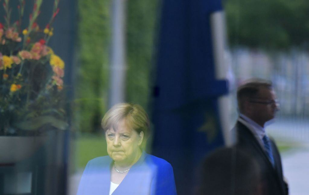 Is Angela Merkel to blame for Europe's woes?