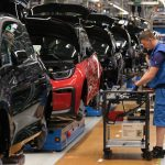 Car production in Germany, the Eurozone and the EU fell in April