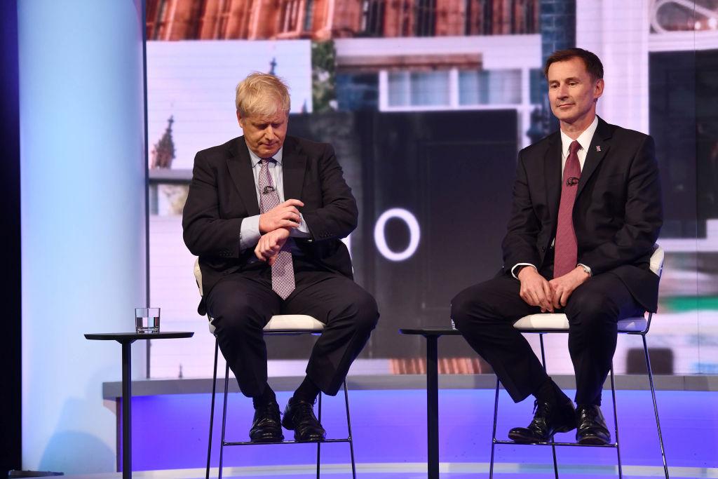 Sky News scraps leadership debate after Boris Johnson snub
