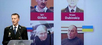 MH17 plane crash: Investigators charge three Russians and Ukrainian over 2014 incident