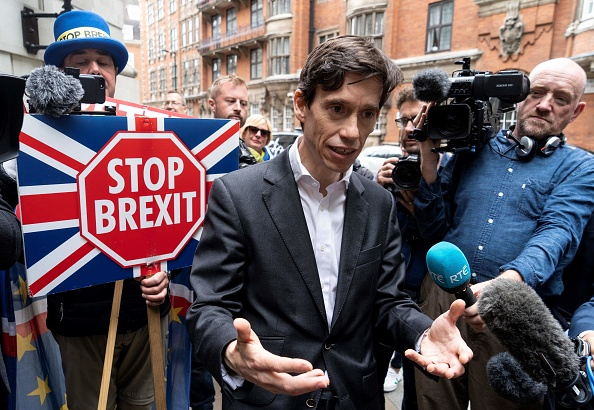 Rory Stewart dumped out of Tory leadership race