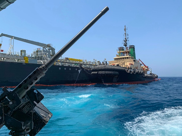 Oil prices tick up amid Middle East tensions