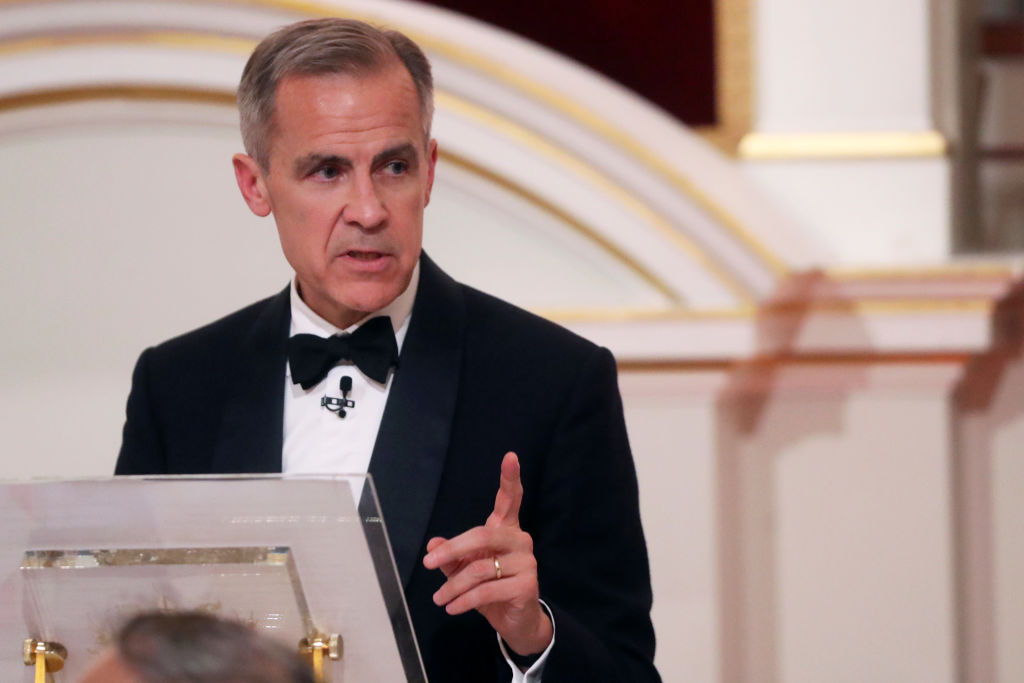 Mark Carney: 150,000 firms not fully ready for no-deal Brexit