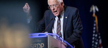 Democrat policy war escalates as Bernie Sanders proposes eradicating $1.6 trillion US student loan debt