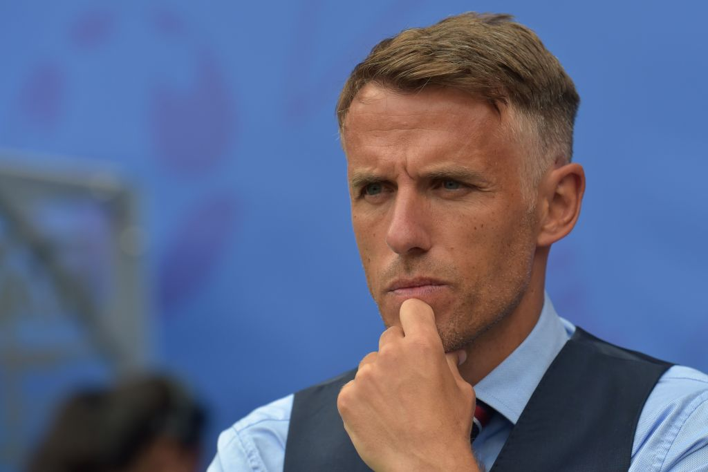England 3-0 Cameroon: Phil Neville laments shameful behaviour of Lionesses' opponents at the World Cup