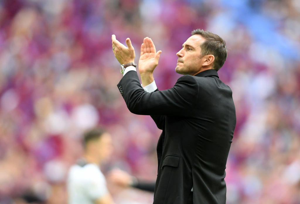 Sport debate: Is Frank Lampard the right man to replace Maurizio Sarri at Chelsea?
