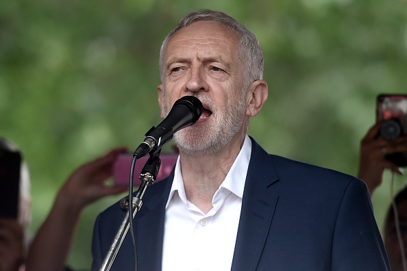 Corbyn is a 'negative force', says Trump