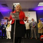 Labour's Lisa Forbes won the Peterborough by-election in the early hours of this morning, narrowly beating Nigel Farage's Brexit party
