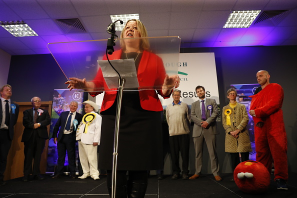 Peterborough by-election: Labour beats Brexit party to defend seat